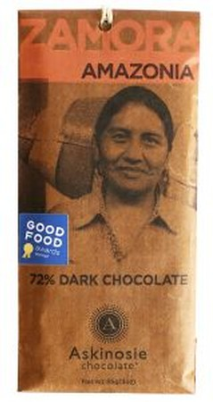 Dark Chocolate 72%