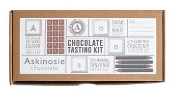 Dark Chocolate Tasting Kit